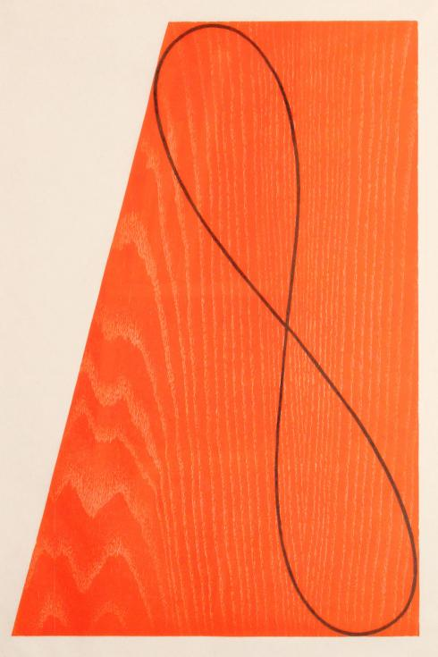 Robert Mangold, Untitled, 1992