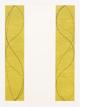 Robert Mangold, Two Columns, A, 2004