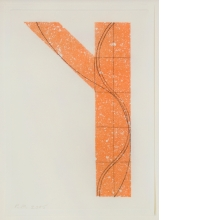 Robert Mangold, Untitled Greeting Card, 2005
