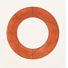 Robert Mangold, Ring Image A, 2008