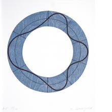 Robert Mangold, Ring Image AK, 2009