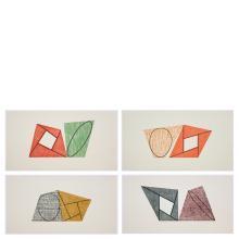 Robert Mangold, Untitled, 1989