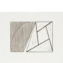 Robert Mangold, Untitled I, 1990