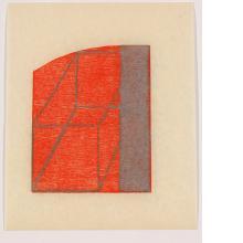 Robert Mangold, Untitled Greeting Card, 1998
